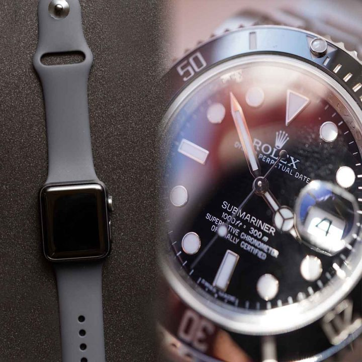 Appple Watch to Rolex - Fake Watch Scams